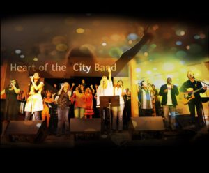Heart of the City band