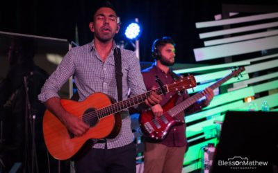 Meet our UC worship team- Jobin Abraham