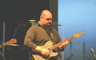 Meet our UC worship team- Otoniel Acevedo