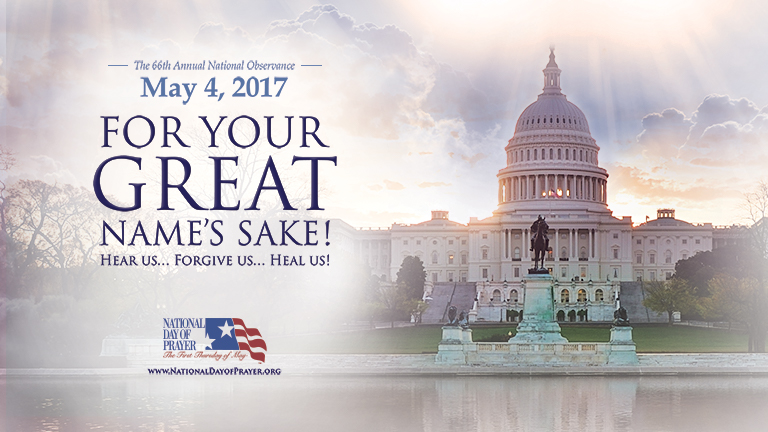 UC hosts the National Day Of Prayer in Lakeland