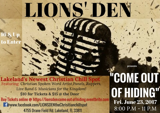 Community Connection: Lions Den Young Adult Ministry